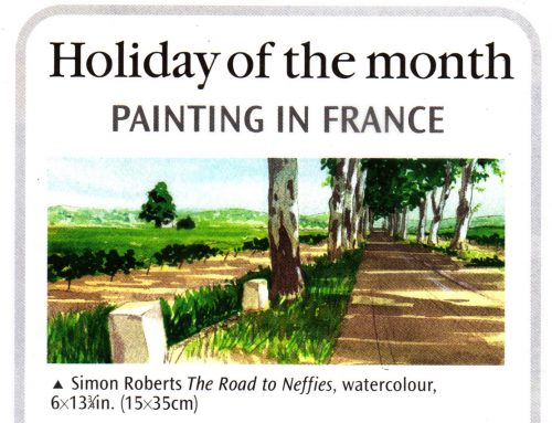 Painting Holiday of the Month!