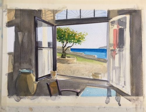 Painting workshops in the south of France: Update