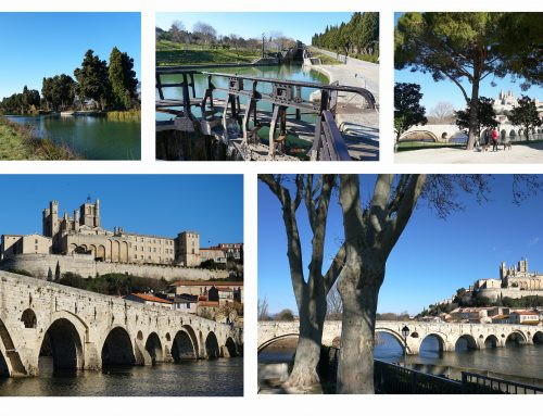Painting in France: Béziers – a new painting location?